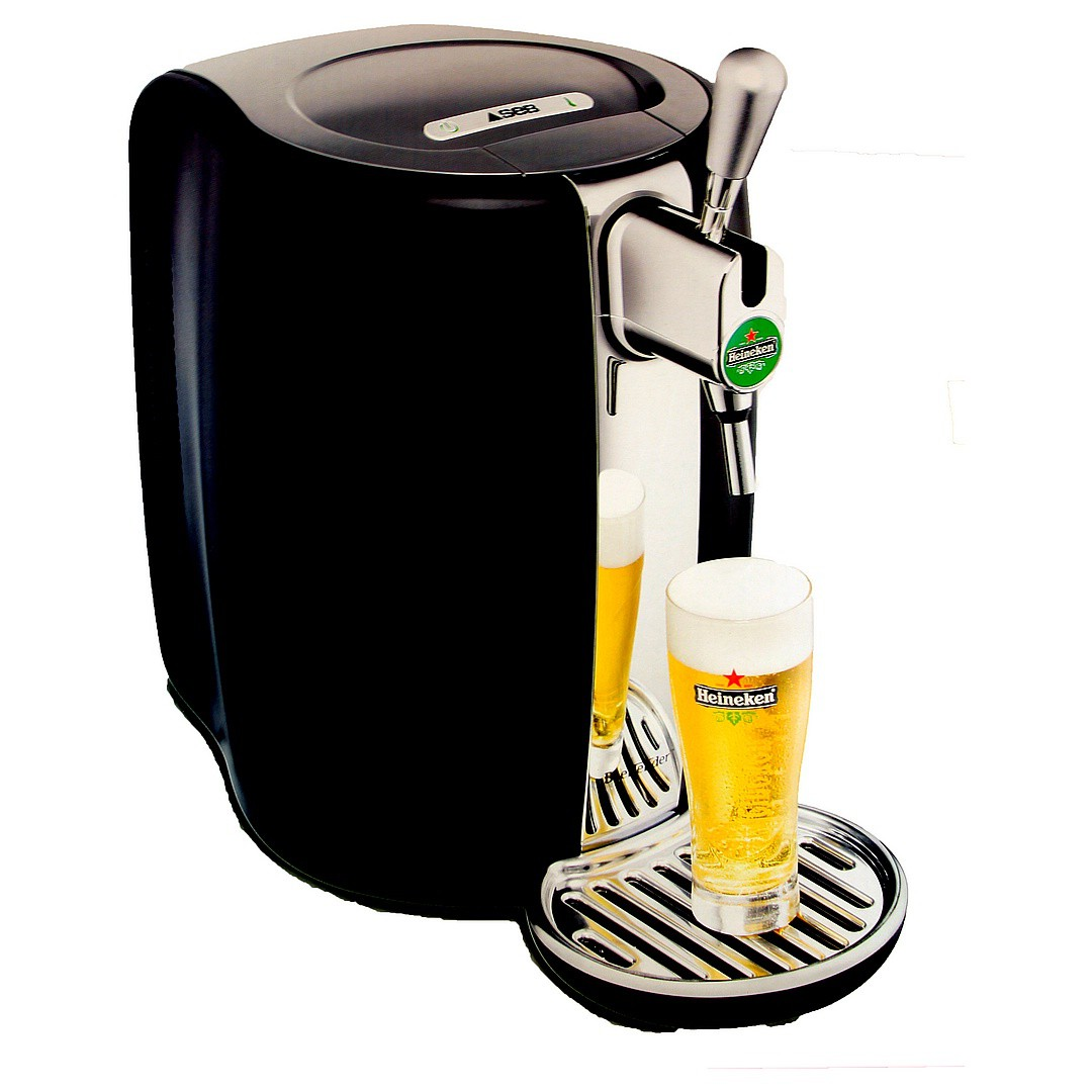 Quels sont les avantages de la tireuse à bière beertender?